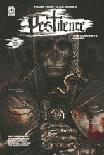 Image: Pestilence Complete Series GN HC  - Aftershock Comics