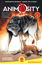 Image: Animosity Vol. 05: Southern Gothic SC  - Aftershock Comics