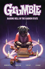 Image: Grumble Vol. 02: Raising Hell in the Garden State SC  - Albatross Funnybooks