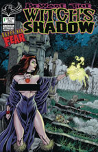 Image: Beware Witch's Shadow: Happy New Fear #1 (variant cover - AM Racy) - American Mythology Productions