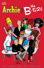 Image: Archie Meets The B-52s #1 (cover A - Parent) - Archie Comic Publications