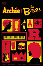 Image: Archie Meets The B-52s #1 (cover C - Boss) - Archie Comic Publications