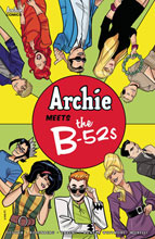 Image: Archie Meets The B-52s #1 (cover D - Eisma) - Archie Comic Publications
