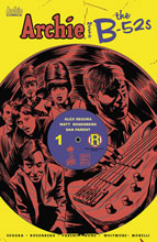 Image: Archie Meets The B-52s  (cover E - Francavilla)  [2020] - Archie Comic Publications