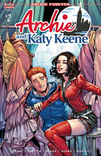 Image: Archie #711 (Archie & Katy Keene Part 2) (cover A - Braga) - Archie Comic Publications