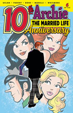 Image: Archie: Married Life 10 Years Later #6 (cover A - Parent) - Archie Comic Publications