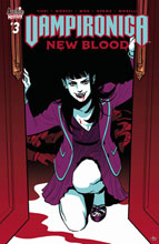 Image: Vampironica: New Blood #3 (cover A - Mok) - Archie Comic Publications