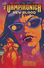 Image: Vampironica: New Blood #3 (cover B - Gorham) - Archie Comic Publications
