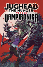 Image: Jughead the Hunger vs. Vampironica SC  - Archie Comic Publications