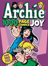 Image: Archie 1000-Page Comics Joy SC  - Archie Comic Publications