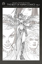 Image: Turner Art Edition: Best of Aspen Comics Vol. 01  (cover A -) - Aspen MLT Inc