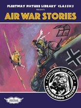 Image: Fleetway Picture Library: Air War Stories SC  - Book Palace