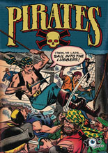 Image: Pirates Vol. 01 SC  - Clover Press, LLC