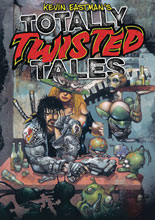 Image: Kevin Eastman: Totally Twisted Tales Vol. 01 SC  (cover A - Bisley) - Clover Press, LLC