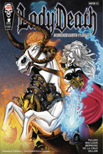 Image: Lady Death: Scorched Earth #1 - Coffin Comics