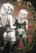 Image: Lady Death: Scorched Earth #1 (variant Boudoir cover - Anthony Spay) - Coffin Comics