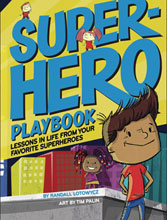 Image: Superhero Playbook HC  - Duopress
