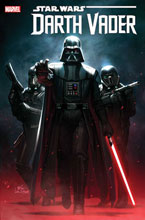 Image: Star Wars: Darth Vader #1 (DFE signed - Pak) - Dynamic Forces
