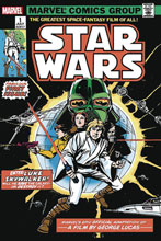Image: Star Wars #1 (Facsimile edition) (DFE signed - Chaykin) - Dynamic Forces