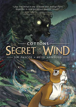 Image: Cottons Vol. 01: Secret of Wind GN SC  - First Second (:01)