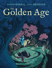 Image: Golden Age Book 01 GN HC  - First Second (:01)