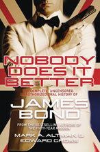 Image: Nobody Does It Better: Complete Uncensored, Unauthorized History of Bond HC  - Forge Books