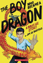 Image: Boy Who Became a Dragon: Bruce Lee Story GN HC  - Graphix