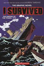 Image: I Survived Vol. 01: I Survived Sinking of Titanic GN  - Graphix