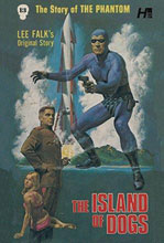 Image: Phantom Complete Avon Novels Vol. 13: Island of Dogs  - Hermes Press