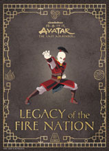 Image: Avatar Last Airbender: Legacy of Fire Nation HC  - Insight Editions