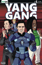 Image: Yang Gang #1 (cover A - Shawn Remulac) - Keenspot Entertainment