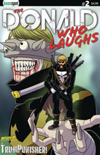 Image: Donald Who Laughs #2 (cover A - Trumpunisher) - Keenspot Entertainment