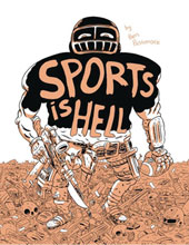 Image: Sports Is Hell GN  - Koyama Press