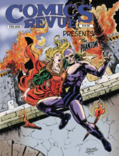 Image: Comics Revue Presents  (February 2019) - Manuscript Press