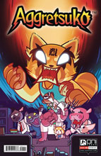 Image: Agretsuko #1 (cover A - Cannon) - Oni Press Inc.