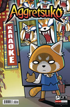 Image: Agretsuko #1 (cover B - Little) - Oni Press Inc.