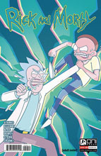 Image: Rick & Morty #59 (cover A - Ellerby) - Oni Press Inc.