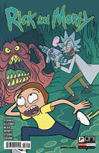 Image: Rick & Morty #59 (cover B - Mazzarello) - Oni Press Inc.