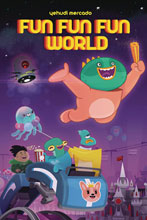 Image: Fun Fun Fun World GN SC  - Oni Press Inc.