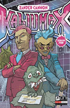 Image: Kaijumax Season 5 #3 - Oni Press Inc.