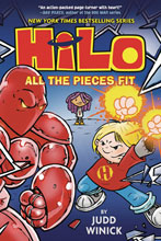 Image: Hilo Vol. 06: All Pieces Fit GN  - Random House Books Young Reade
