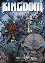 Image: Kingdom Alpha & Omega SC  - Rebellion / 2000AD