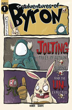 Image: Adventures of Byron One-Shot  - Scout Comics