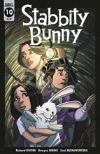 Image: Stabbity Bunny #10 - Scout Comics