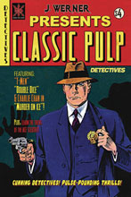 Image: Classic Pulp Detectives One Shot  - Source Point Press