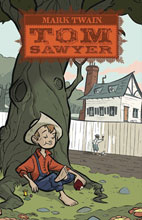 Image: All Action Classics: Tom Sawyer GN  - Sterling Publishing