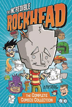 Image: Incredible Rockhead Complete Collection GN  - Stone Arch Books