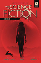 Image: Carpenter Tales: Sci-Fi Redhead #4 - Storm King Productions, Inc