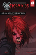 Image: John Carpenter Presents Storm Kids: Monica Bleue: A Werewolf Story #3 - Storm King Productions, Inc