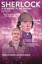 Image: Sherlock: Scandal in Belgravia #3 (cover B - Photo) - Titan Comics